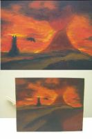 Mordor - Close-Up by Magical-Tear
