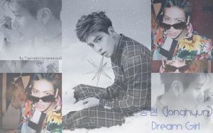 Jonghyun Dream Girl Wallpaper by TaeminInWonderlandxD