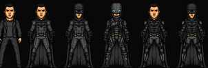 Batman (DC Extended Universe) by TheNightDestroyer