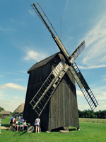Windmill by YummyBiscuit