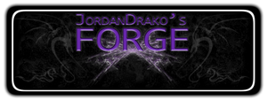 Forge banner by jordandrako