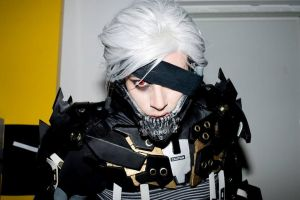 RAIDEN - METAL GEAR RISING by GIZMO88COSTUMES