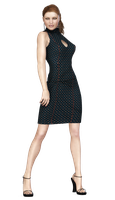 Female 25 PNG Stock by Jumpfer-Stock