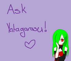 .:Ask Yatagarasu:. by HiddenSiren