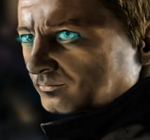 Hawkeye: I Need An Eye by puddlecat1