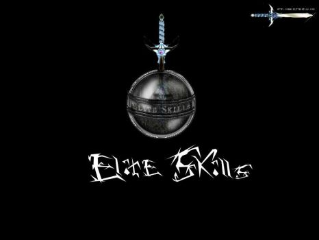 Elite Skillz Wallpaper by jimmyruska
