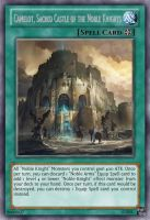 Camelot, Sacred castle of the noble knights by pollop