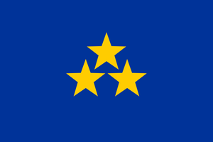 Flag of the Benelux Union by RvBOMally