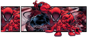 SPIDERMAN GIFT SET MCD by LEE2oo
