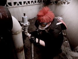 Jack Spicer Everyone by atpinball