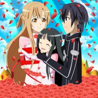.: SAO : Reunite at last :. by Sincity2100
