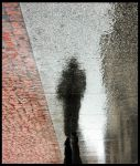 The Man Behind The Shadow by PendulumPhotography