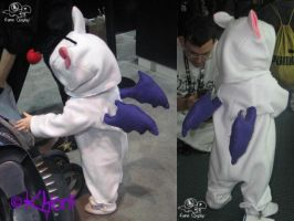 Baby Moogle Cosplay 002 by Khiorii