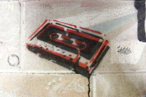 Tape Stencil by mymusic