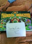 Extra Legacy Thunder Megazord by SentaiFive