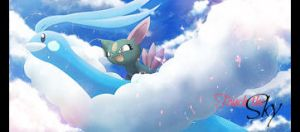 Altaria Signature - Touch The Sky by HarukaQuinn