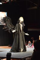 Masquerade Ayacon 2013 Angel of Death by Lady-Avalon
