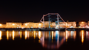 Happy New Year From Nantes by Pierre-Lagarde
