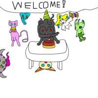 Welcome Marshadow!