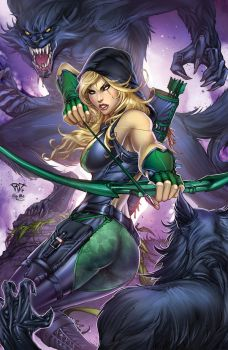 zenescope's Robyn issue 4 by pant