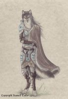 The Noble Savage by RussellTuller