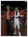 + Stripper Vash and Knives + by ApocalypticReignbow
