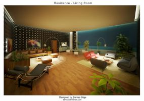 R2-Living Room 5 by Semsa