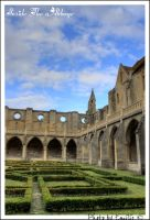 Inside The Abbaye by Emilie25