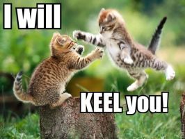 I Will KEEL You by oliv07112