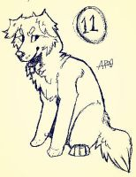 * 11th Dogter * by Apwolf