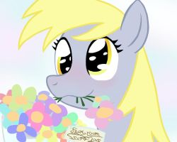 Derpy's secret love by WillyGalleta
