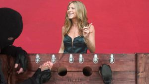 Jennifer Aniston tickle fake by the70sguy