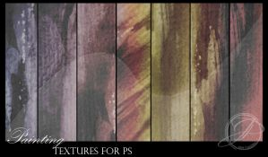 HQ Painting Brush-Textures by MJJinsaneFan