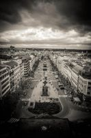 Clouds Over Prague by Sudlice