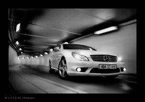 cls 55 AMG by Mayed86