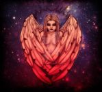ANGEL HEART by ConnieLynnArt