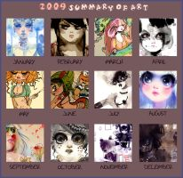 Summary 2009 by OhAnneli