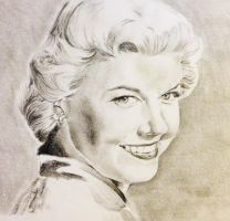 Doris Day by PatrickRyant