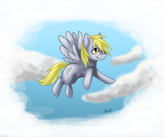 Derpy by Quiell