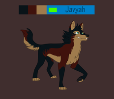 Javyah Reference sheet by Sylean