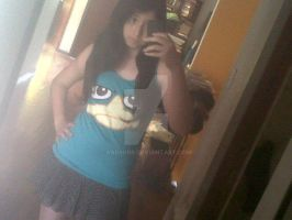 This is me with a Perry T-shirt! :D by AndiiGrr