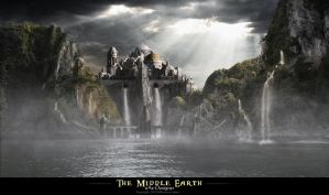 The Middle Earth by uAe-Designer
