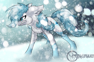 snow storm :PC: by enterdragongalaxy