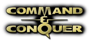 Command And Conquer Logo by acid2025
