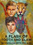Sherlock Holmes: A Flash of Tooth and Claw by evisionarts