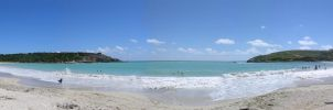Playa Sucia by osoroco