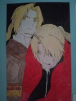 My FMA poster by animelover287