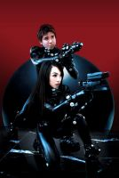 Gantz Pewpewpew by VampBeauty