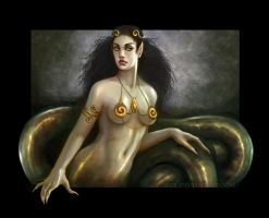 lamia by viveer