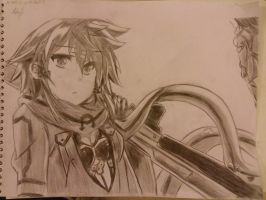 Sinon by TheCreator505